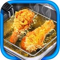 Deep Fry Maker - Street Food on 9Apps