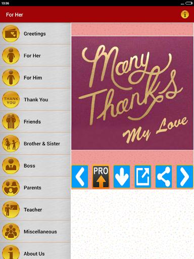 Thank You Greeting Card Images screenshot 18