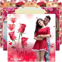Love photo frame - Romantic photo frames on 9Apps