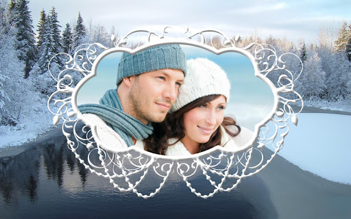 Winter Photo Frames screenshot 8