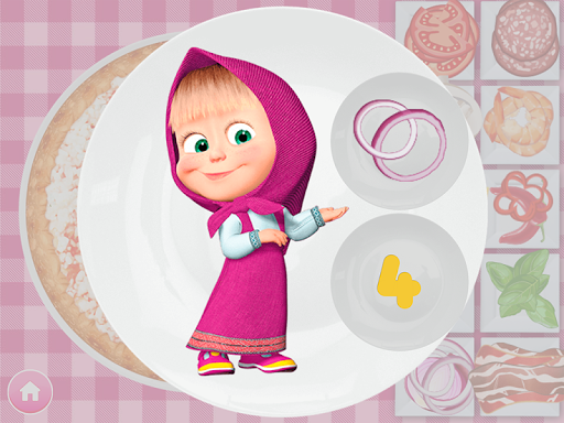 Masha and the Bear. Games & Activities स्क्रीनशॉट 4