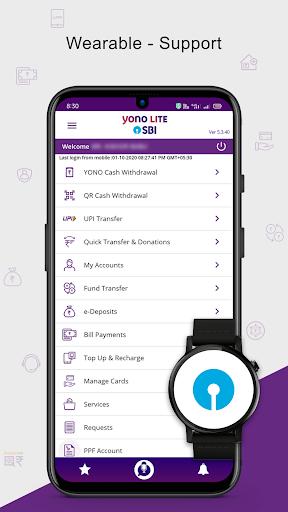 Yono Lite SBI - Mobile Banking screenshot 6