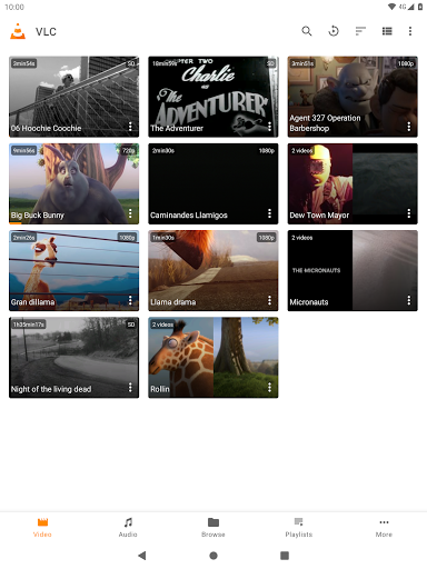 VLC for Android screenshot 12