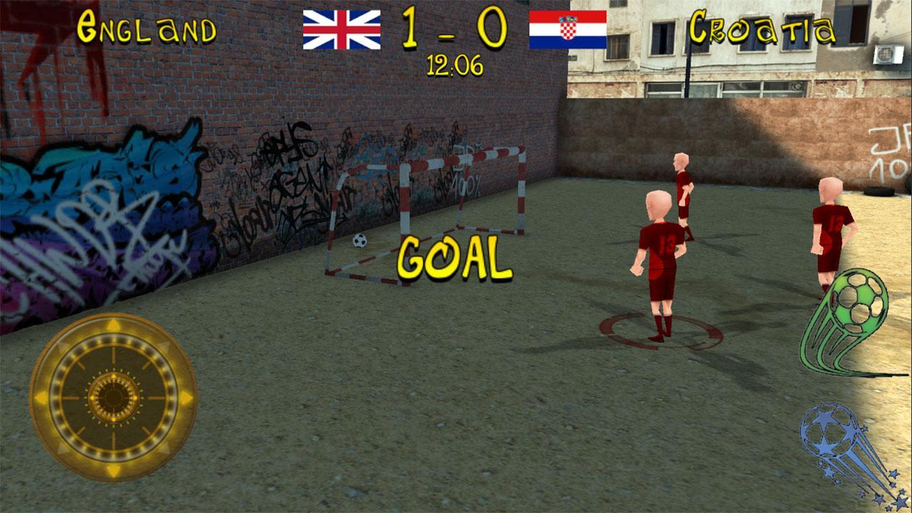 Beach Cup Soccer 3 تصوير الشاشة