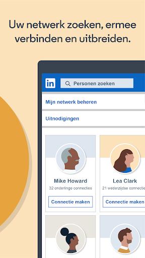 LinkedIn: Vacatures Zoeken   Zakenrelaties screenshot 3