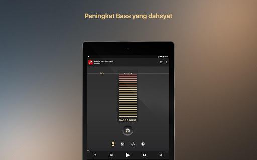 Equalizer Music Player Booster screenshot 10