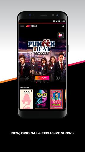 ALTBalaji - Watch Web Series, Originals & Movies screenshot 1