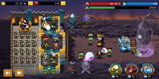 ملك قلعة الدفاع 4 تصوير الشاشة