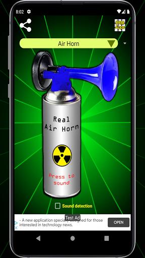 Air Horn Prank (Loud Joke) 🔊 screenshot 2