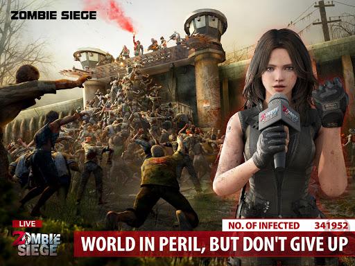 Zombie Siege: Last Civilization 7 تصوير الشاشة