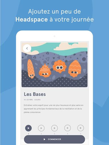 Headspace: Méditation & Sommeil screenshot 8