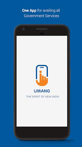UMANG screenshot 1
