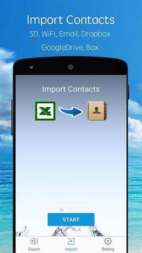 SA Contacts Lite 2 تصوير الشاشة