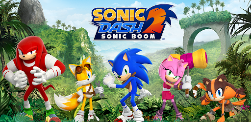 Sonic Dash 2: Sonic Boom screenshot 7