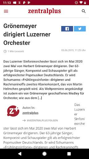 zentralplus screenshot 2