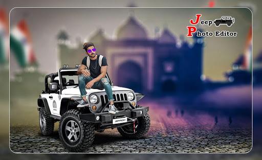 Jeep Photo Editor : Stylish Jeep photo maker 2 تصوير الشاشة