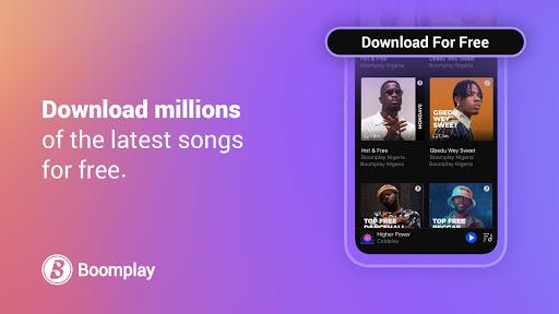 Boomplay: Download Music Enjoy Offline Music Free screenshot 2