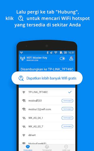 WiFi Master - by wifi.com screenshot 1