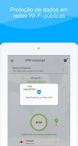 VPN Unlimited – Proxy WiFi screenshot 14