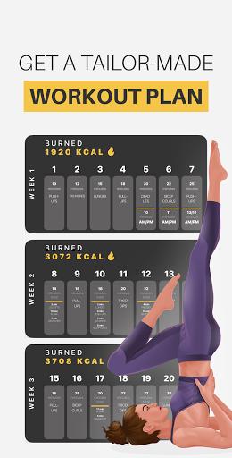 Yoga-Go: Yoga For Weight Loss 2 تصوير الشاشة