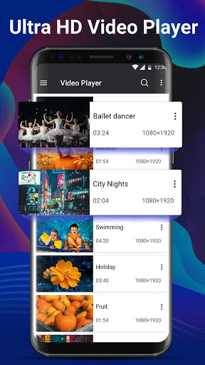 Video Player Pro - Full HD & All Format & 4K Video screenshot 4