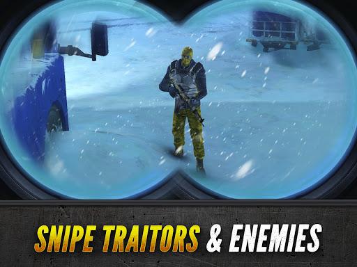 Sniper Fury: Online 3D FPS & Sniper Shooter Game 3 تصوير الشاشة