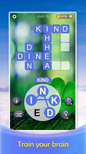 Word Crossy - A crossword game screenshot 1