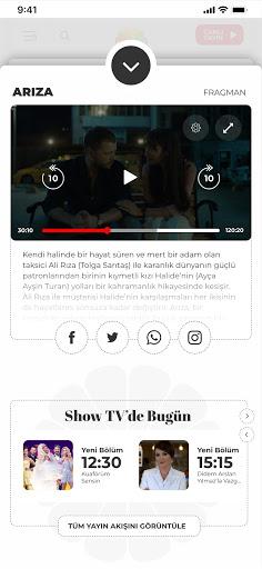 Show TV screenshot 4
