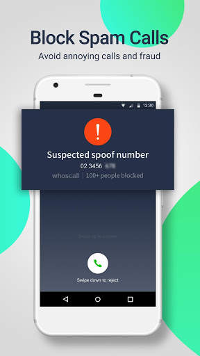 Whoscall – The caller ID and block App screenshot 4