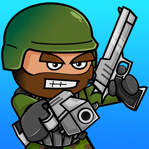 ikon Mini Militia - Doodle Army 2
