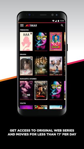 ALTBalaji - Watch Web Series, Originals & Movies screenshot 2