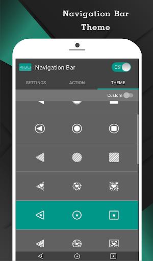 Navigation Bar (Back, Home, Recent Button) screenshot 6