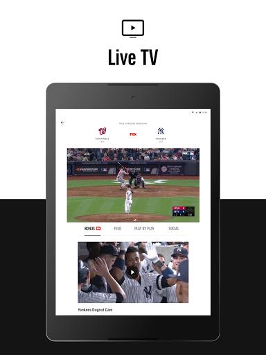 FOX Sports: Latest Stories, Scores & Events 10 تصوير الشاشة