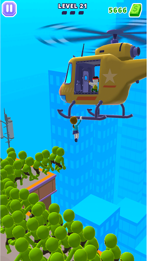 Helicopter Escape 3D screenshot 5