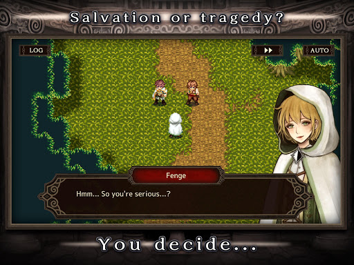 RPG Monochrome Order screenshot 17