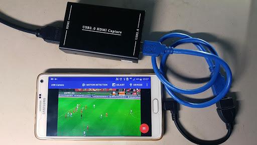 USB Camera - Connect EasyCap or USB WebCam screenshot 3