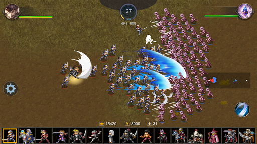 Miragine War screenshot 15