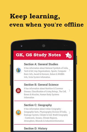 India GK screenshot 4