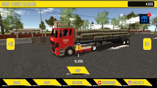 IDBS Truck Trailer screenshot 7