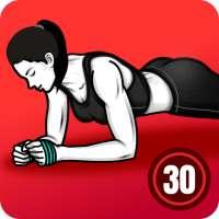 تمرين بلانك - تمرين بلانك لمدة 30 يوم بدون صعوبة on 9Apps