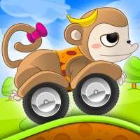 Carros de Animales para niños on 9Apps