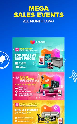 Lazada SG - #1 Online Shop App screenshot 12