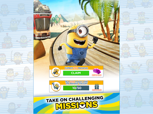 Minion Rush: Despicable Me Official Game screenshot 23