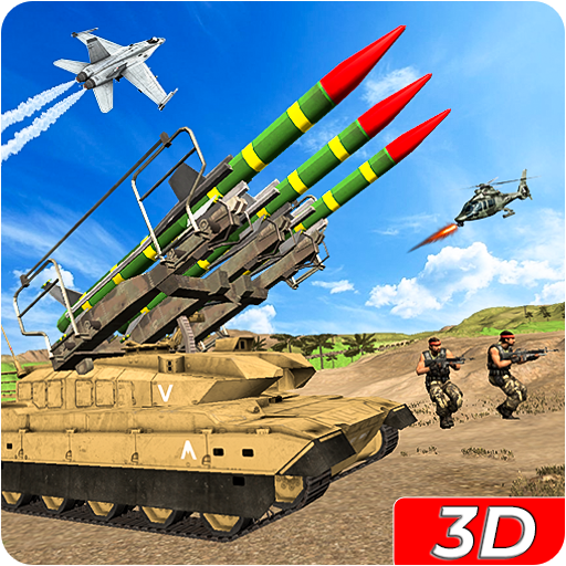 Ultimate Missile War WW2- Missile Combat 2019 icon