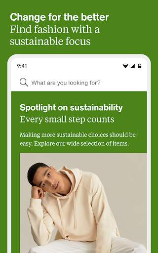 Zalando – fashion, inspiration & online shopping screenshot 12
