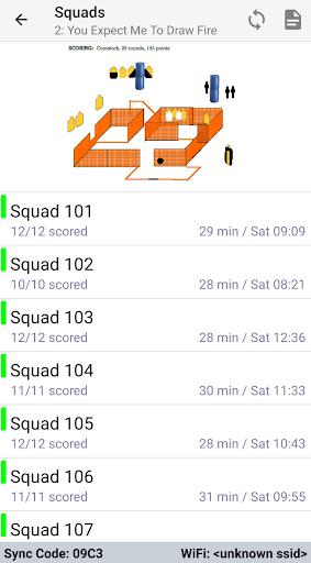 PractiScore screenshot 4