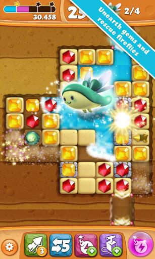 Diamond Digger Saga 1 تصوير الشاشة