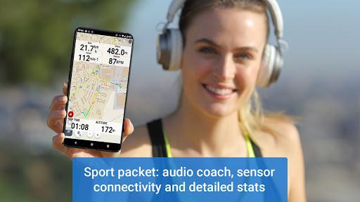 Locus Map 4: Hiking&Biking GPS navigation and Maps screenshot 12