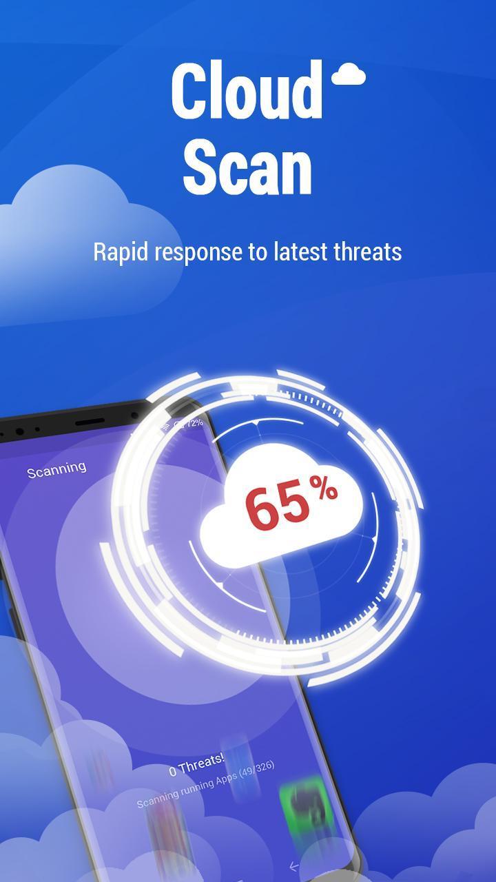 Antivirus Free - Virus Cleaner, Keep phone safe screenshot 3