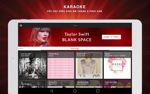 StarMaker Lite: Cùng hát với 50 triệu yêu âm nhạc screenshot 14